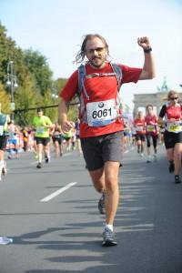 Bragging Rights: Marathoner